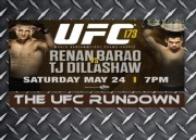 UFC 173 Rundown 1